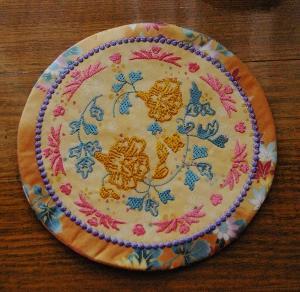 ITH Oriental Kitchen Quilt No 2