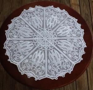 Free Standing Lace Doily No 3