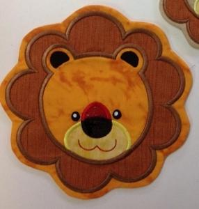 ITH Lion Table Mat