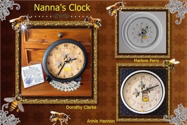 NANNAS CLOCK