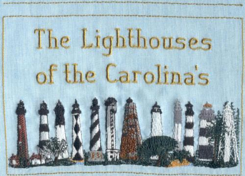 Carolina Lighthouse Bookmarks