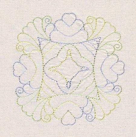 Fantasy Lace Quilting Set 1